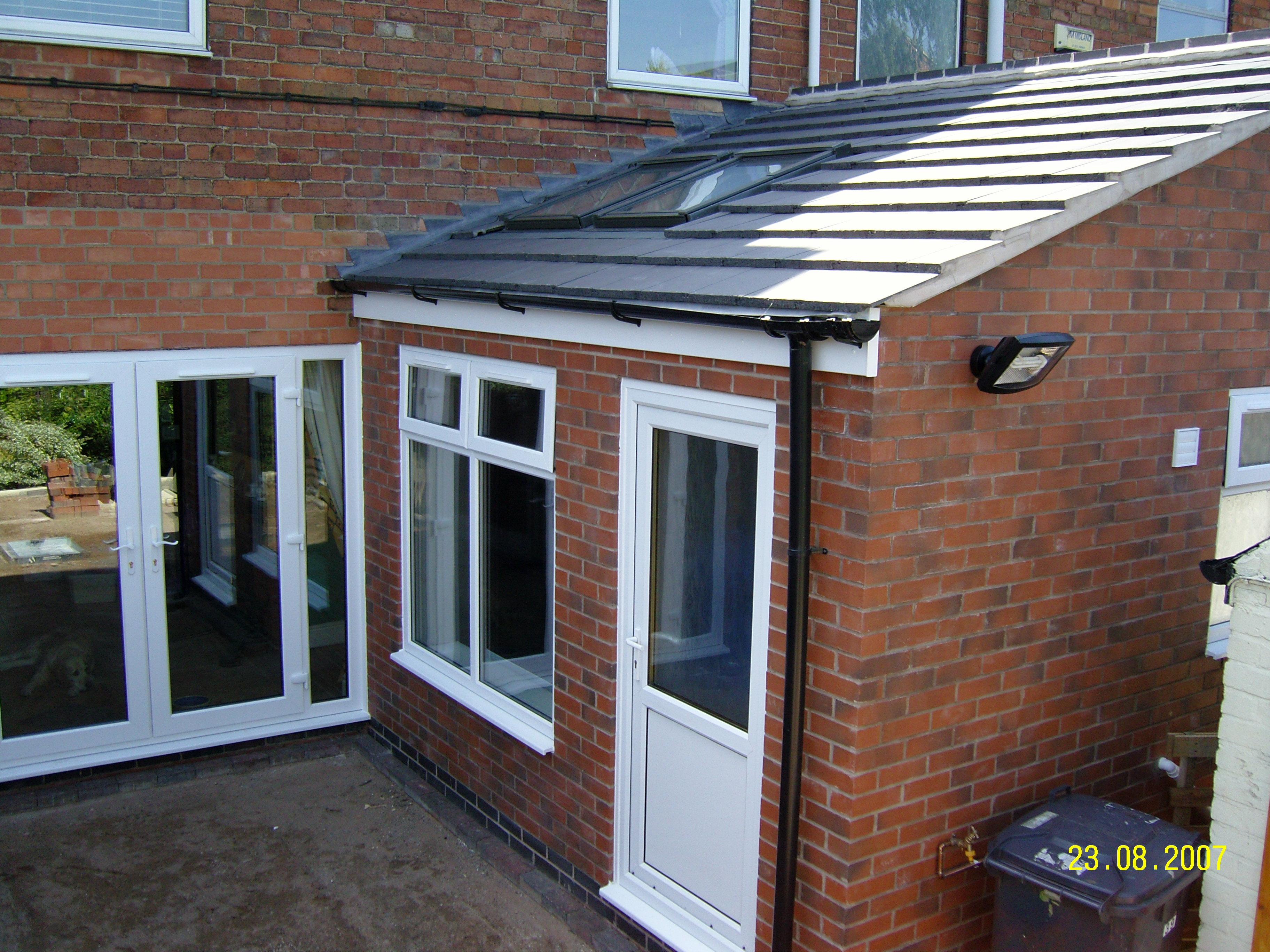 Showcasing our previous building jobs burton builders for Small room extension